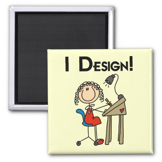 I Design Tshirts and Gifts Magnet