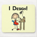 I Design Tshirts and Gifts Mouse Pads