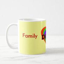 I Desire Family mugs