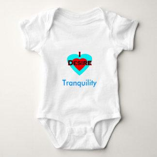 I Desire Tranquility Tshirt