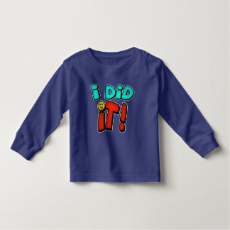 I Did It Graduation T Shirts and Gifts