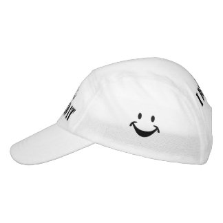 I DID IT + Smiley - DIY - Add your own text Hat