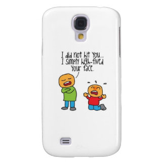 I did not hit you galaxy s4 case