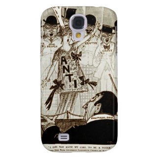 I Did Not Raise My Girl to be a Voter Samsung Galaxy S4 Cover
