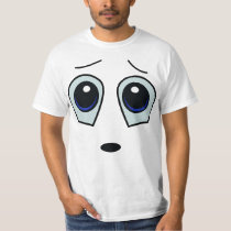 I Did Something Wrong? Cute Face T-Shirt