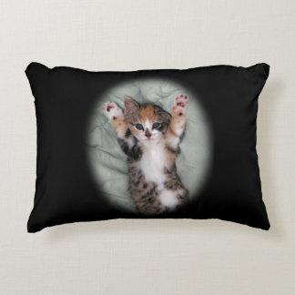 I didnt do it decorative pillow