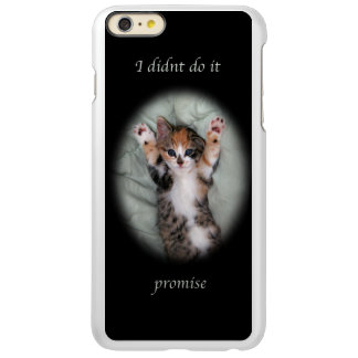 I didnt do it incipio feather® shine iPhone 6 plus case