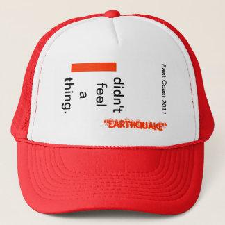 """I Didn't Feel A Thing"" Trucker Hat"