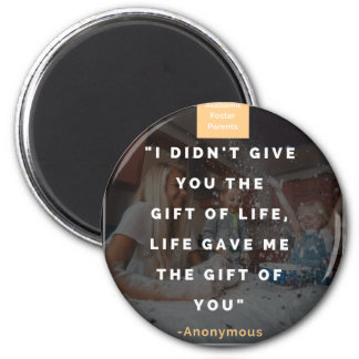 -i didn't giveyou thegift of life,life gave methe magnet