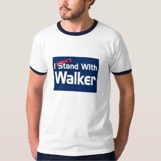 I (DIDN'T) STAND WITH SCOTT WALKER T-Shirt