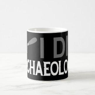 I Dig Archaeology Coffee Mug
