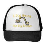 i dig big brother trucker hat
