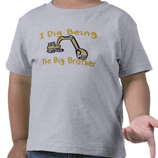 i dig big brother t-shirts