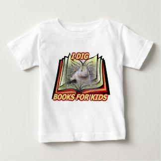I Dig Books for Kids Infant T-shirt