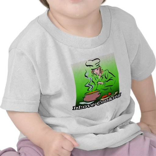 I Dig Cooking Hot Cooking T-shirt
