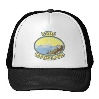 I Dig Crater Lake! Trucker Hat