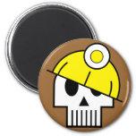 I Dig Dead People Magnet