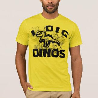 I Dig Dinos T-Shirt