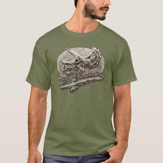 I Dig Dinosaurs Triceratops Skull T-Shirt
