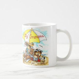 "I ""Dig"" Grandma Mug"