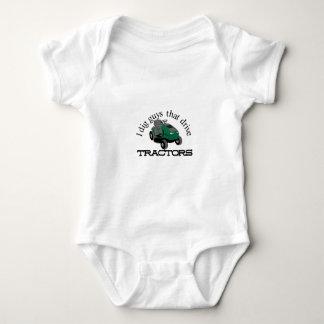 I Dig Guys Baby Bodysuit