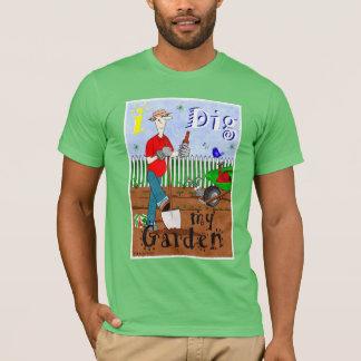 I Dig My Garden - Ralphie T-Shirt