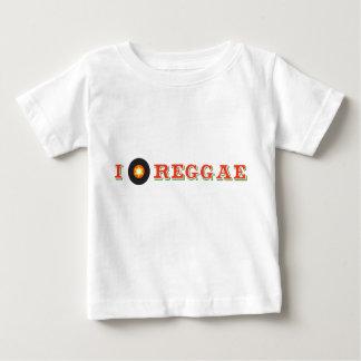 I Dig Reggae Baby T-Shirt