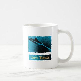 I Dig Tennis Deuce Coffee Mug