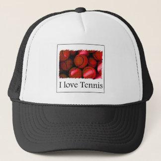 I Dig Tennis Grass Court Trucker Hat