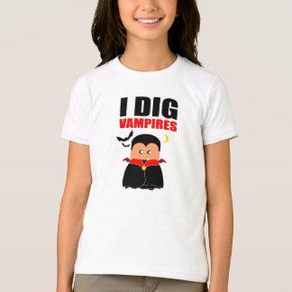 """I Dig Vampires"" Kids T-Shirt"