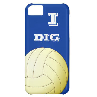 I DIG VOLLEYBALL iPhone 5 Case