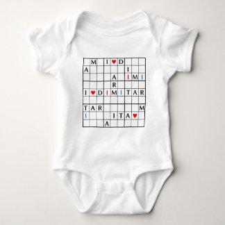 I♥DIMITAR BABY BODYSUIT