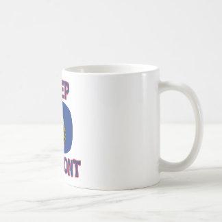 I diseños del representante Vermont Taza De Café