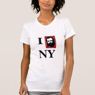 I DJ UNCLE MIKE NY girlie shirt