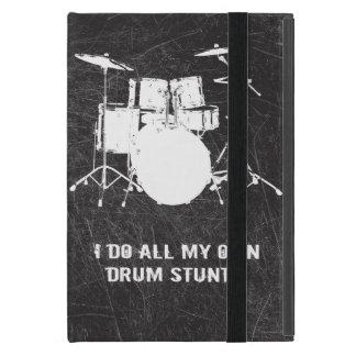 I DO ALL MY OWN DRUM STUNTS CASE FOR iPad MINI