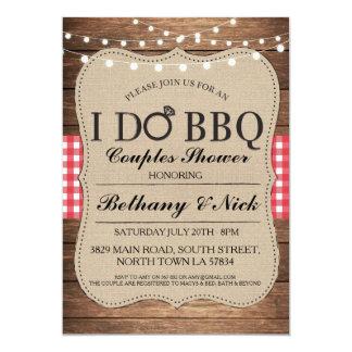 I Do Bbq Invitations & Announcements | Zazzle
