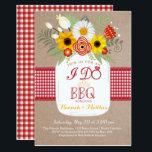 """I Do BBQ Engagement Bridal Shower Invitation<br><div class=""""desc"""">I Do BBQ Engagement Bridal Shower Invitation</div>"""