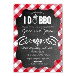 Bbq Engagement Party Invitations & Announcements | Zazzle