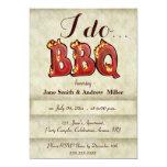 I do BBQ party invitations