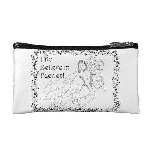 I Do Believe! Makeup Bags