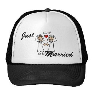 I Do Brides Trucker Hat