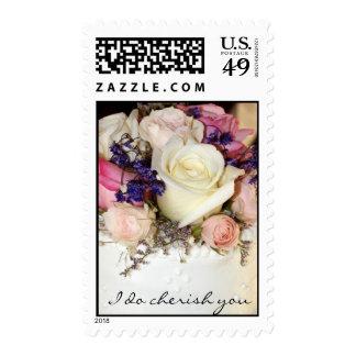 I do cherish you stamps