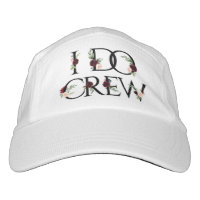 I Do Crew | Bridal Bachelorette Party Boho Chic Hat