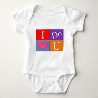 I Do Heart U Apparel Tee Shirt