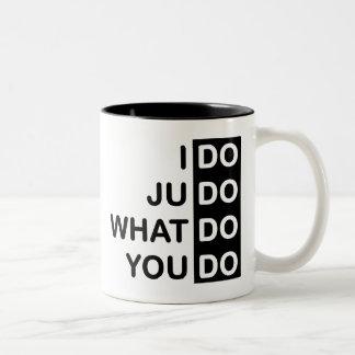 I Do Judo... Mug