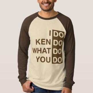 I Do Kendo... Raglan T-Shirt