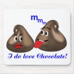 I do love Chocolate Mouse Pad