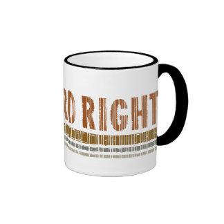 I Do Nerd Right Mugs