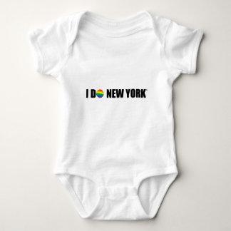 I DO NY BABY BODYSUIT