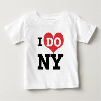I DO NY heart Baby T-Shirt